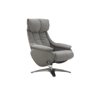 EMBRACE Reclining Swivel Chair & Ottoman