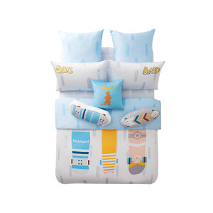 4PC Scooter Bedding Set