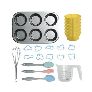 22-Piece Bakeware Set