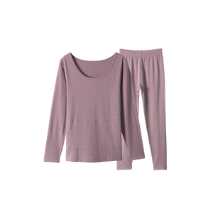 Women's Double Layer Thermal Set (Shirt + Pants)
