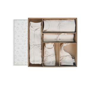 Cotton 5PCs Newborn Gift Box