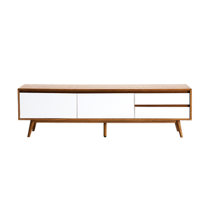 TV Stand Storage Console Set
