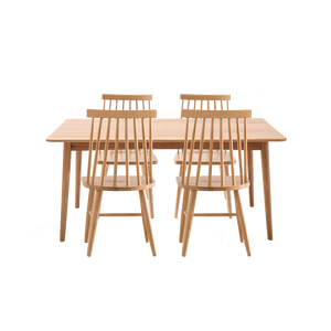 Classic Ash Dining Set
