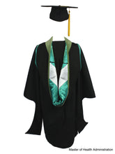 Load image into Gallery viewer, Masters Cap & Gown Unit
