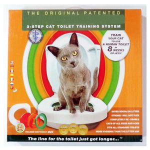 Litter Kwitter Cat Toilet Trainer