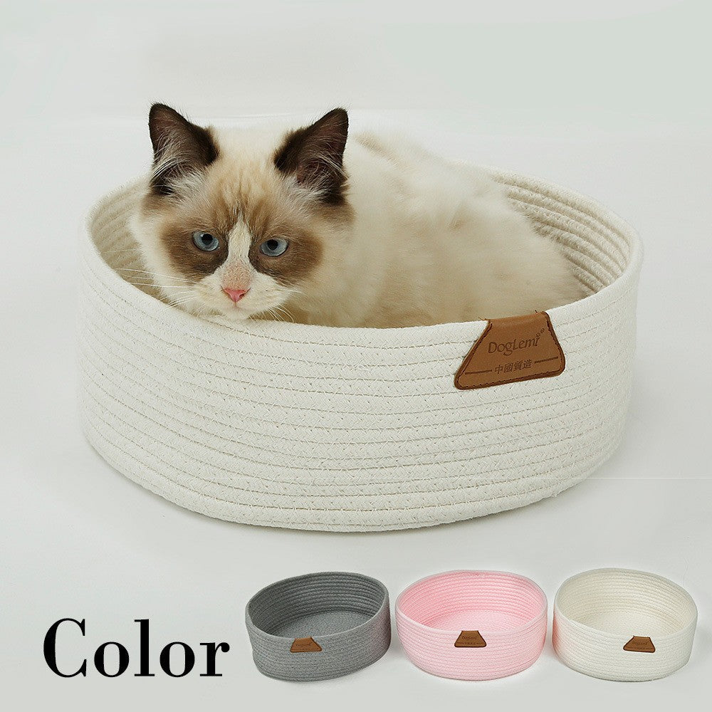 Pet Scratch Cute Bed For Puppy and Kitty
