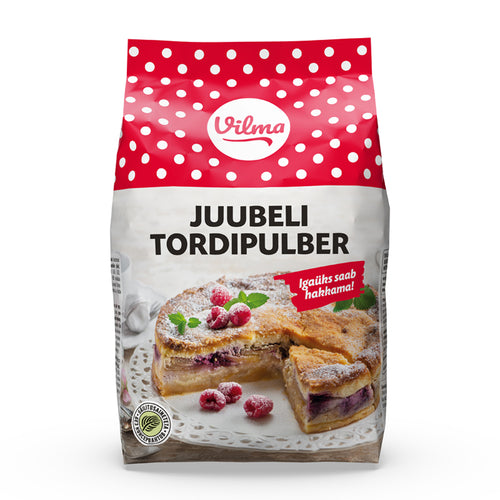 Estonian Famous Vilma Cake powder 450g