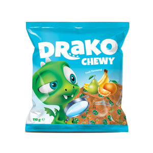 NEW!!!   DRAKO-A sweet, mildly fruity.