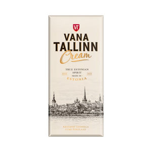 Vana Tallinn Cream Chocolate 104g