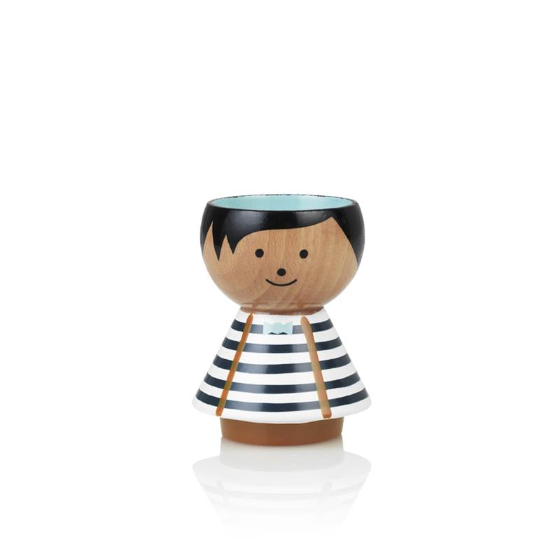 Bordfolk I Boy blue stripes