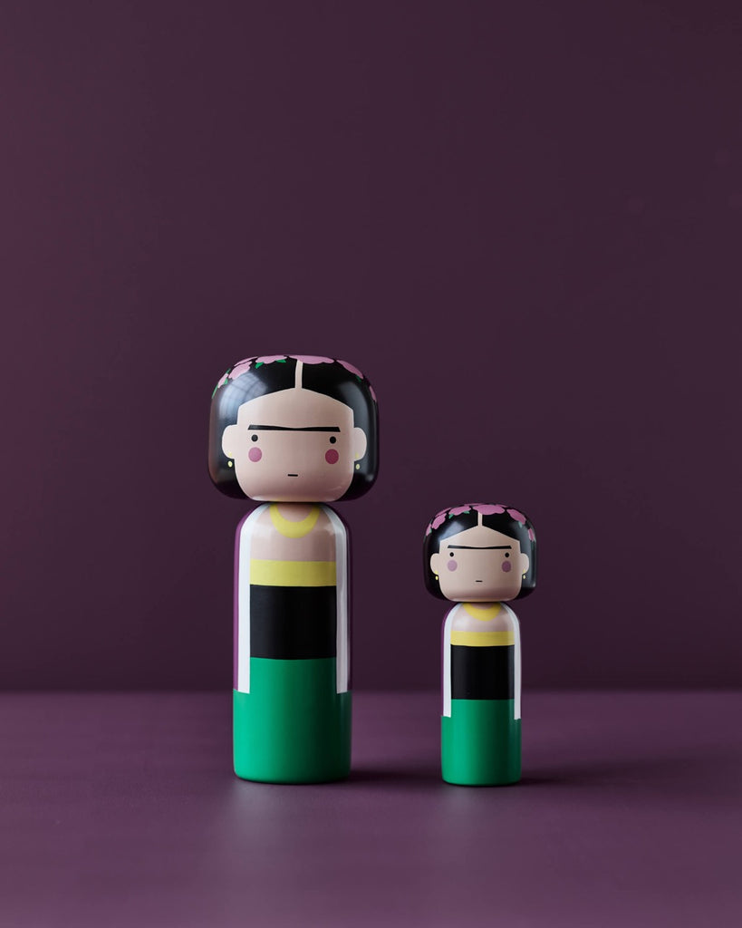 Kokeshi Doll I Frida Large