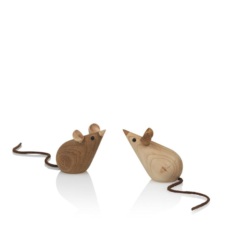 Mice I Maple & tropical chestnut