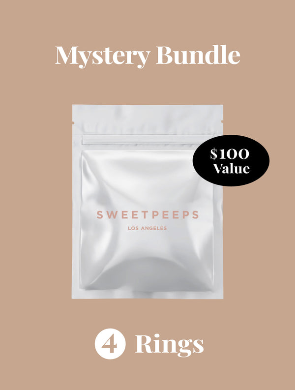 Mystery Bundle - 4 Rings