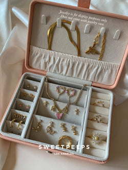 Large Jewelry Case