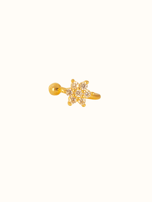 Tiny Star Ear Cuff