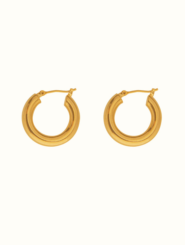 20MM Hollow Hoops