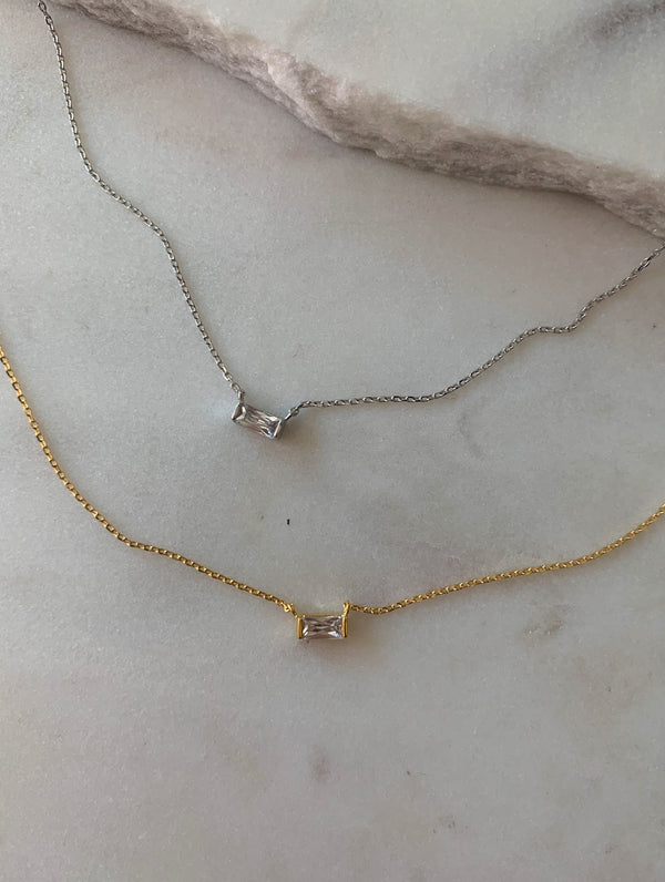 18K Gold Dipped Necklace