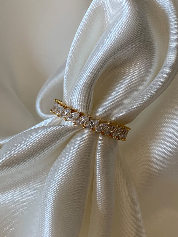 Marquise Baguette Ring (MB)