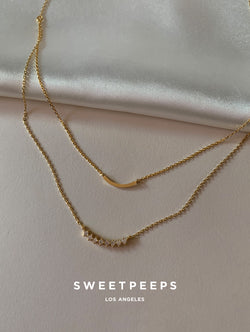 Classic Layered Necklace (SK)