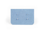 Minimalist Dot Stud Earrings Set