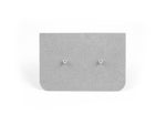 Sterling Silver Mini Dot Stud Earrings