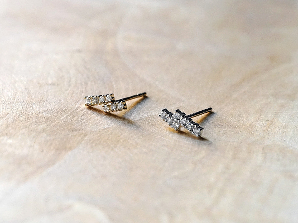 Littionary Bar Earrings E2245