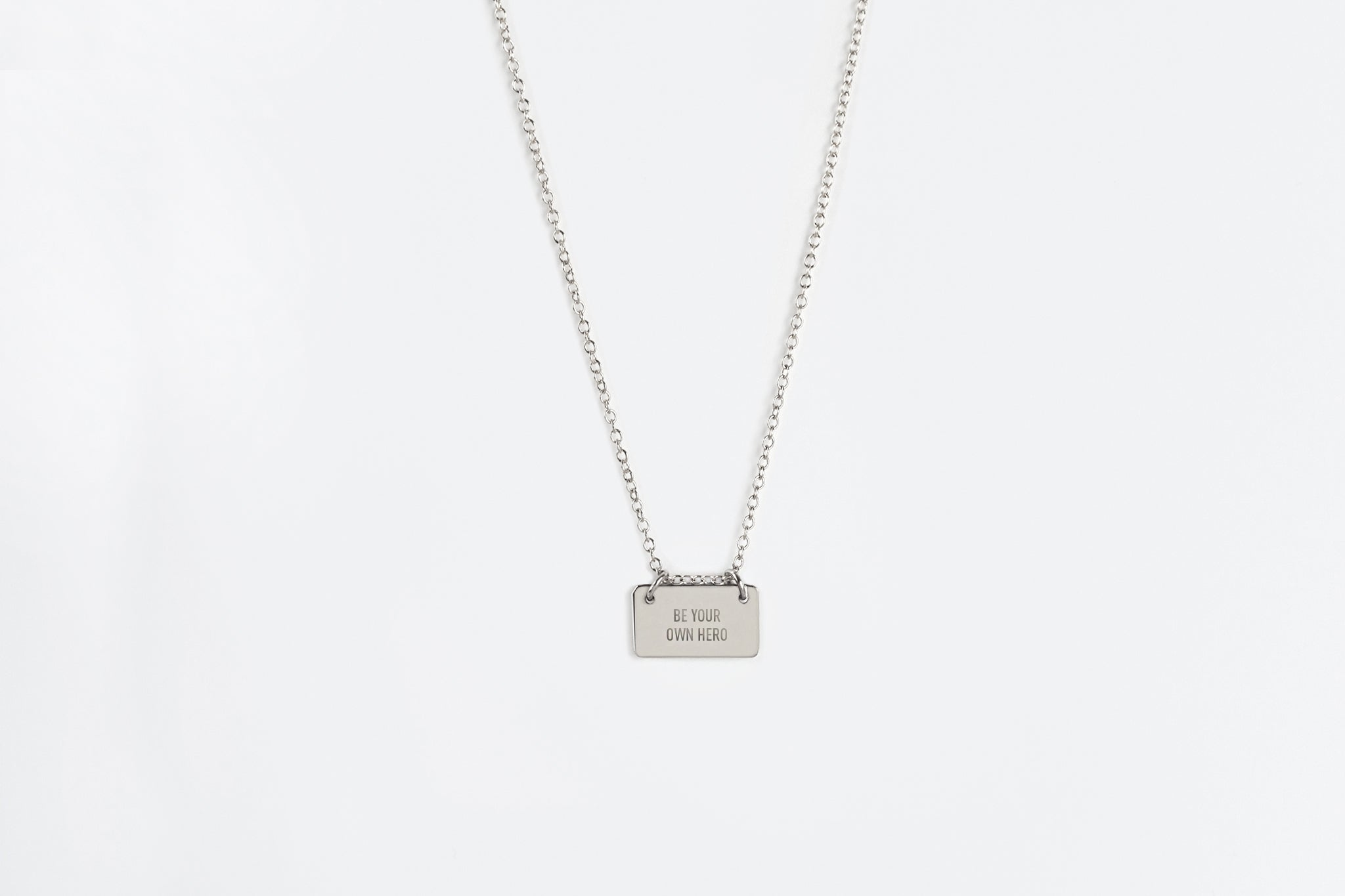 Little Reminder Personalized Charm Necklace