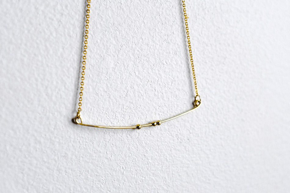 Swing Free Necklace