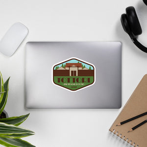 Tottori Awesome - Ishitani House (Residence) Stickers