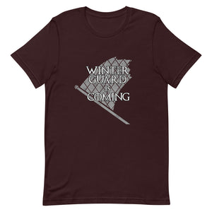 Winter Guard is Coming - GoT Color Guard Shirt