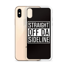 Load image into Gallery viewer, STRAIGHT OFF DA SIDELINE - Marching Band iPhone Case