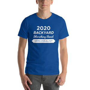 2020 Backyard Marching Band - Band Nerd Shirt