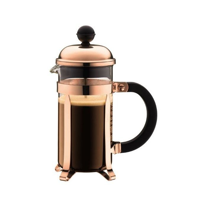 Bodum French Press - Copper - 3 Cup