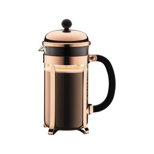 Bodum French Press - Copper - 8 Cup