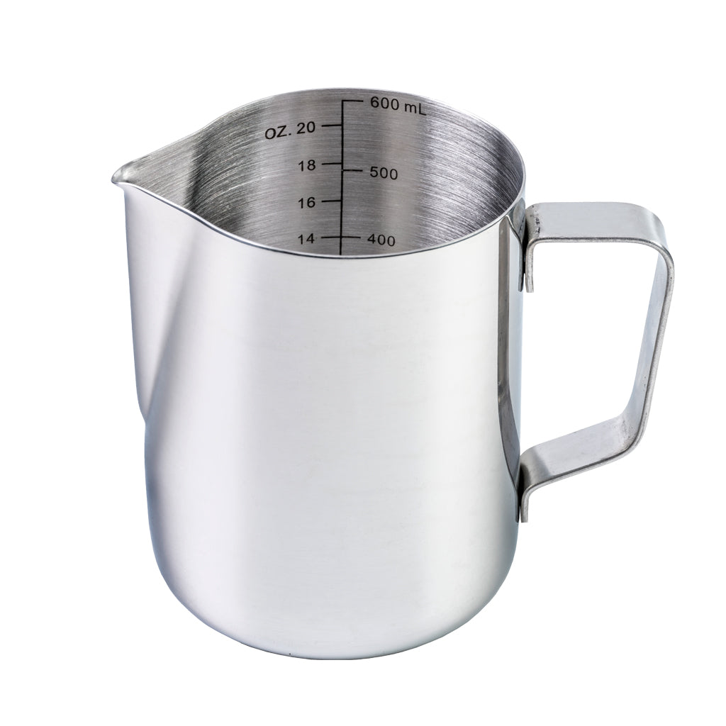 Barista Progear Stainless Steel Milk Jug 600ml