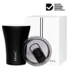 Sttoke Reusable Cup 8oz Black