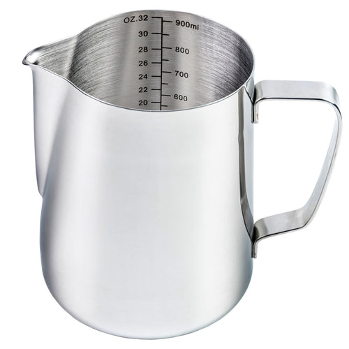 Barista Progear Stainless Steel Milk Jug 950ml