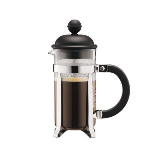 Bodum French Press - Black - 3 Cup