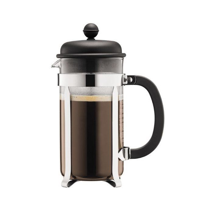 Bodum French Press - Black - 8 Cup