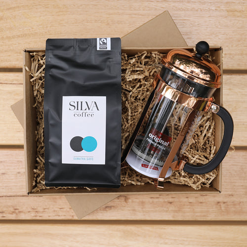 French Press - Christmas Gift Pack
