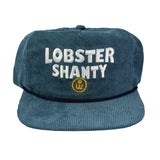 Anchor Blues Corduroy Cap