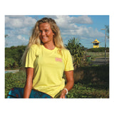 Luau Club Lemon Tee