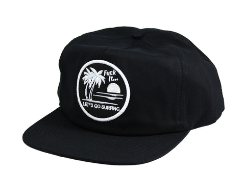 Lets Go Surfing Cap