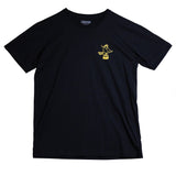 Chips Ahoy Black Tee