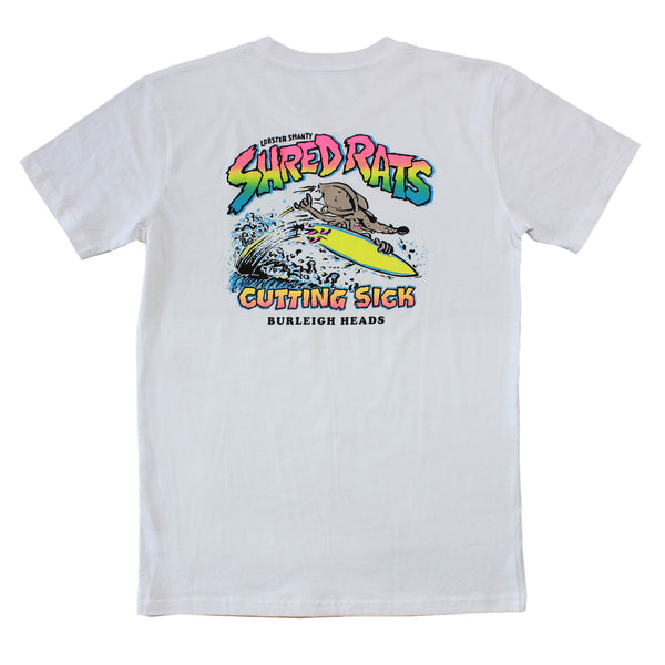 Shred Rat Groms Tee