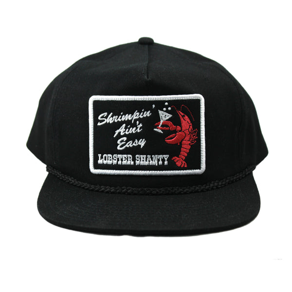 Shrimpin Black Cap
