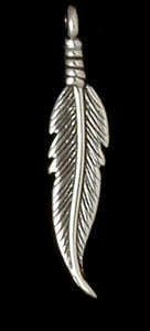 Medium Feather Charm