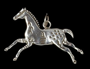 Painted Horse Charm