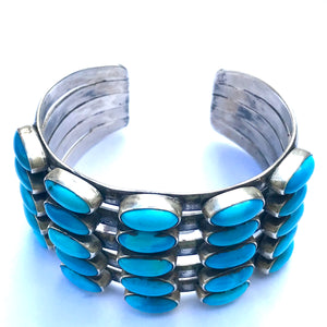 Amazing turquoise bracelet sleeping beauty