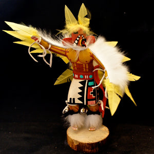 Zuni Fetish Eagle Dancer